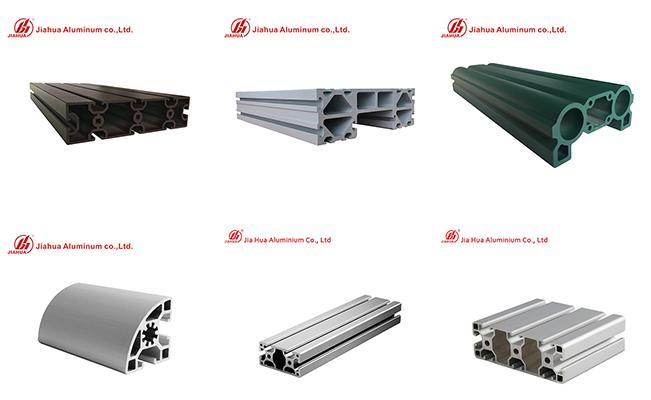 Jia Hua profilés en aluminium indsutrial